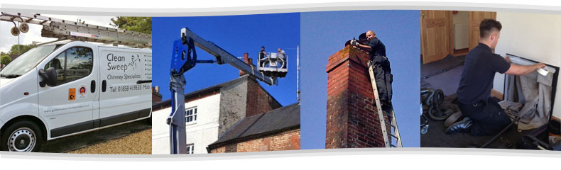Chimney Sweep Market Harborough
